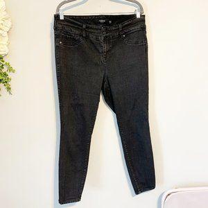 Torrid JEGGING - SUPER STRETCH BLACK Size 16S